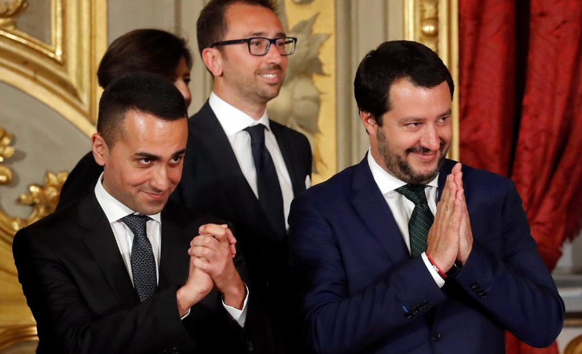 Italy's new government will overhaul Renzi labor reform, minister says
