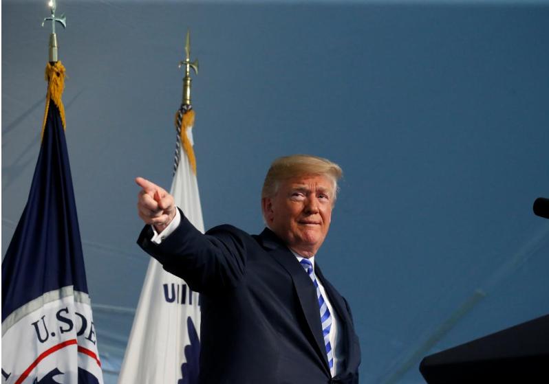 Trump can probably pardon himself, but has no plan to: Giuliani