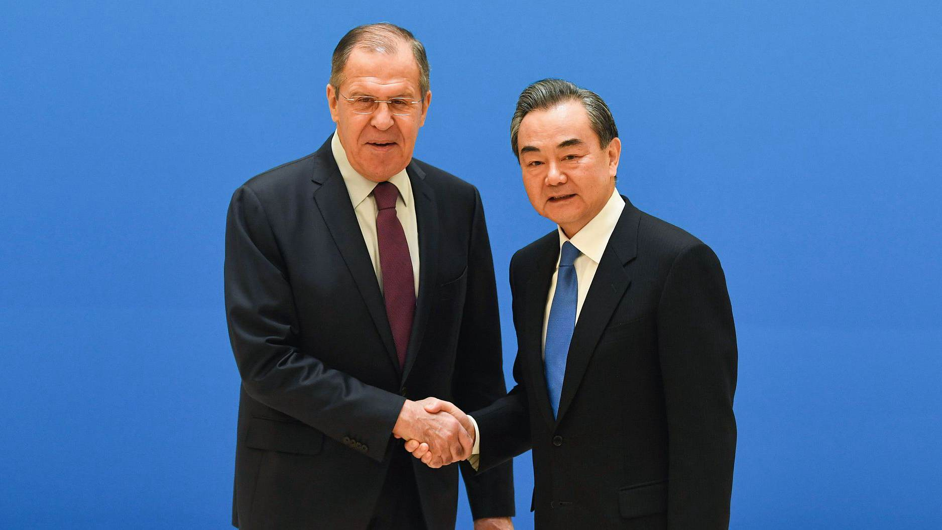 China's top diplomat: Russian president's upcoming visit is of great significance