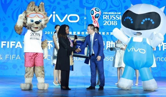 Chinese brands to take center stage as World Cup sponsors