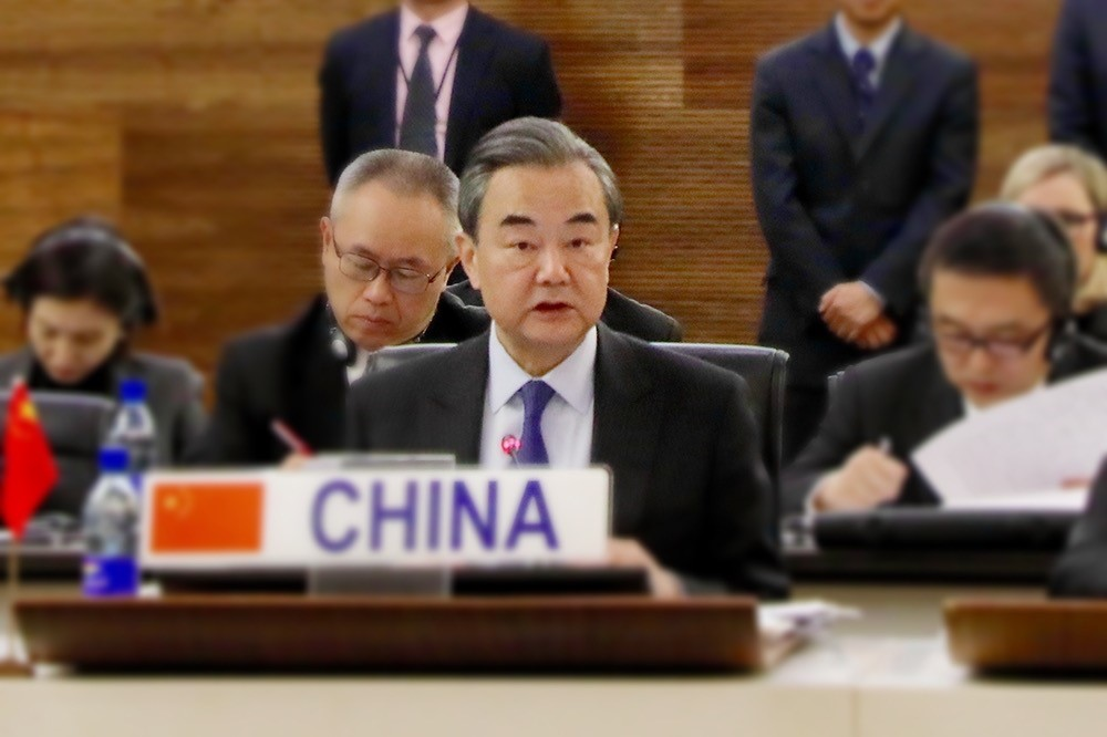 Wang Yi: 3 types of deficits in the world today