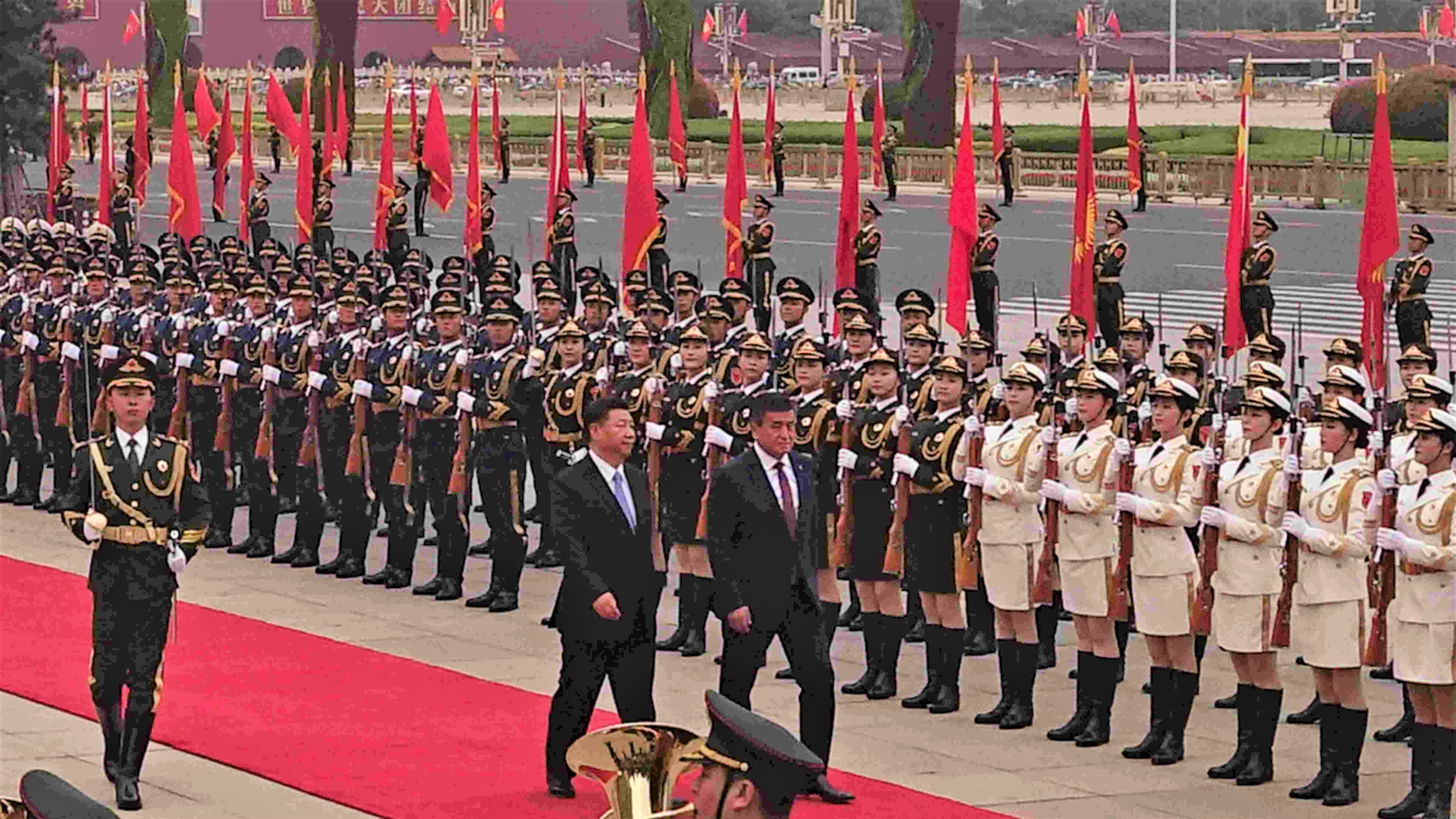 China, Kyrgyzstan upgrade ties to boost cooperation