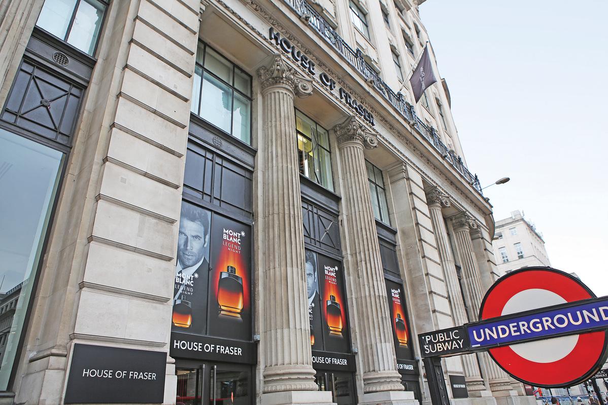 Iconic British retailer to close half its stores