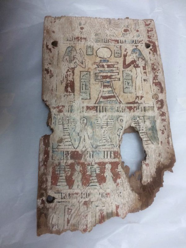 Egypt repatriates stolen ancient artifacts from France