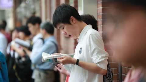 China's gaokao masters will no longer receive star treatment, and that's great