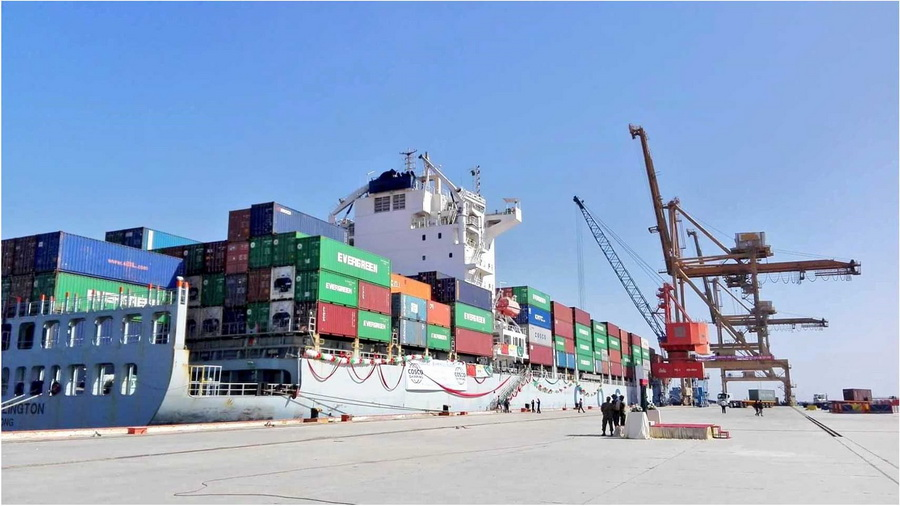 Can China and Pakistan work together in building economic links to third markets?