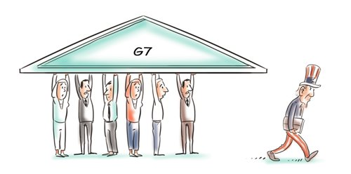 Opinion: Will centrifugal forces lead to collapse of G7?
