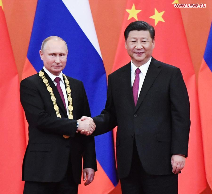 Opinion: Xi-Putin summit boosts China-Russia ties
