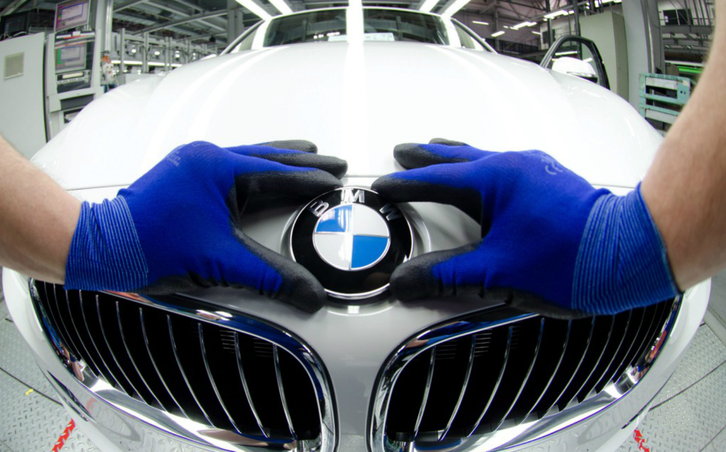 Fire breaks out in BMW factory in southern Germany: report