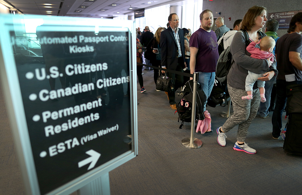 Fewer Chinese emigrate to US, Canada, UK: report