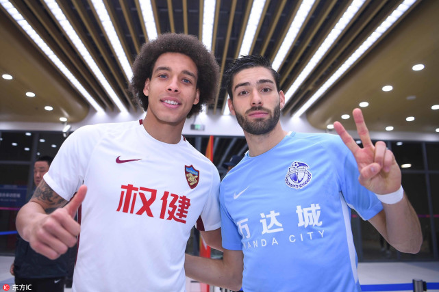 China missing from World Cup? Fans have Chinese Super League players to follow