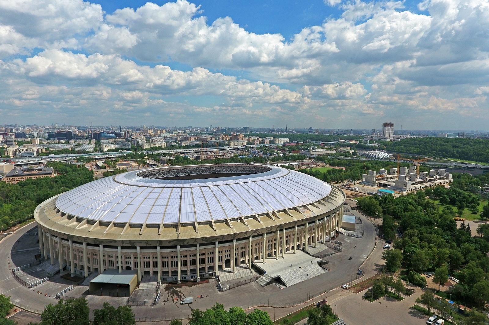 World Cup Venue Tour: Luzhniki Stadium