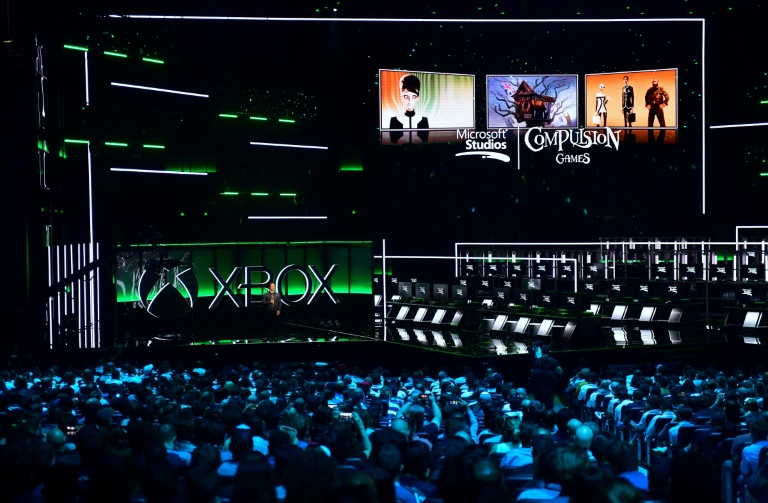 Booming world of play revs E3 video game extravaganza