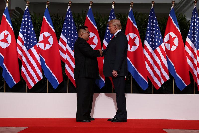 Trump-Kim summit in Singapore