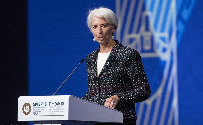 Cloud over global economy getting darker: IMF chief