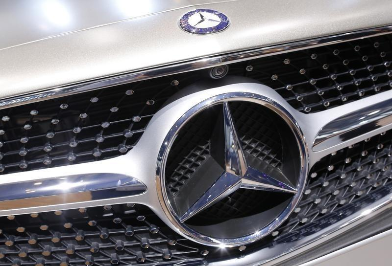 Mercedes-Benz, Maserati to recall nearly 8,000 automobiles in China