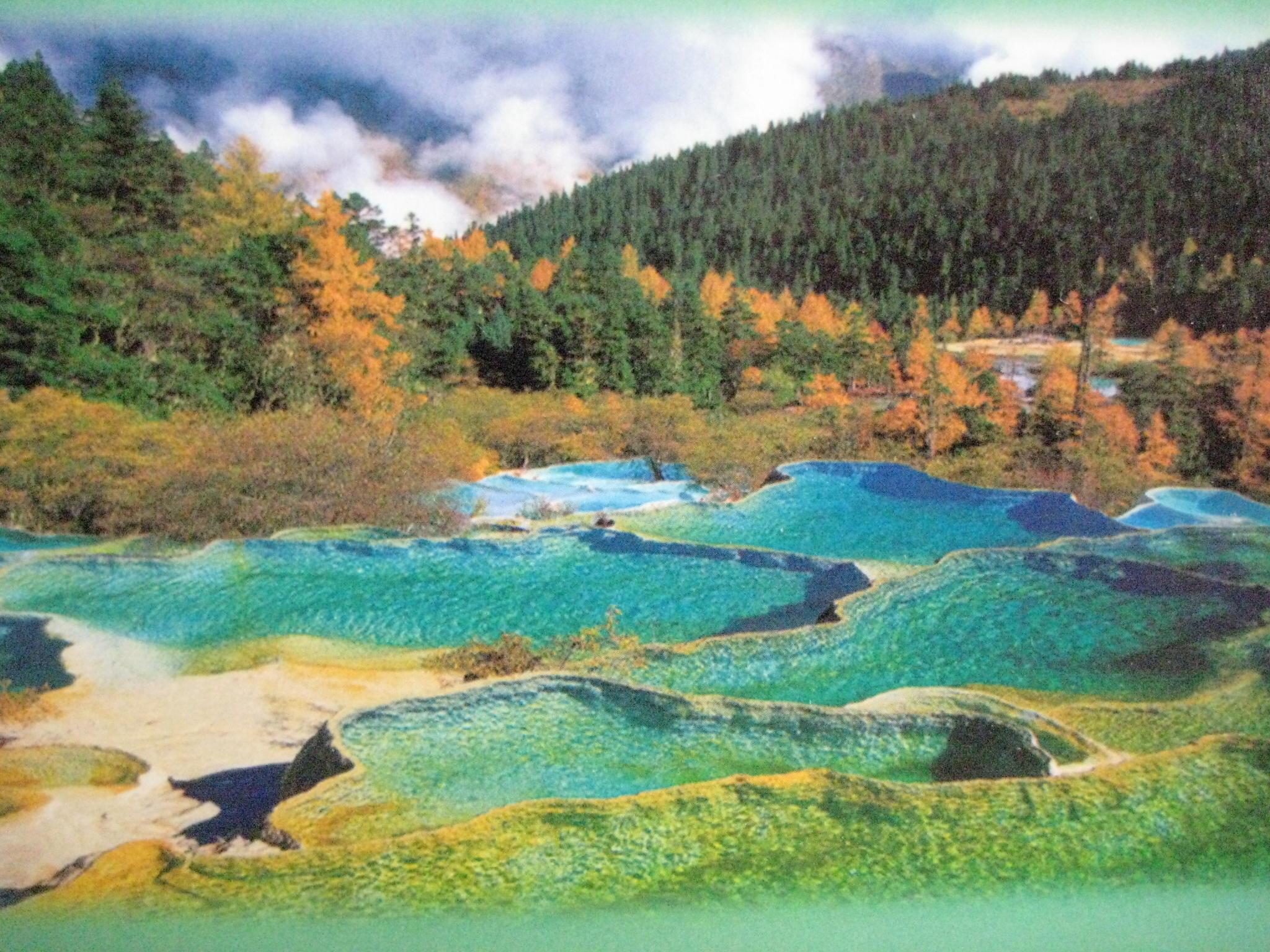 UNESCO: Huanglong Biosphere Reserve