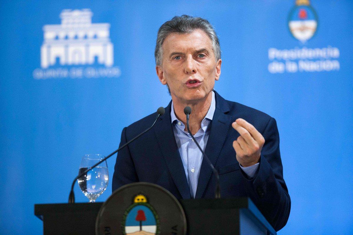 "IMF agreement provides ""predictability"" to economy: Argentine president"
