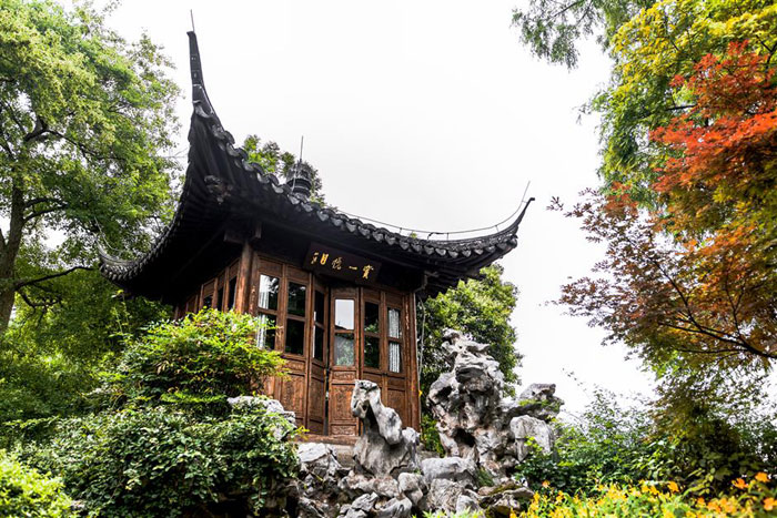 Hangzhou's glorious gardens hold a special place