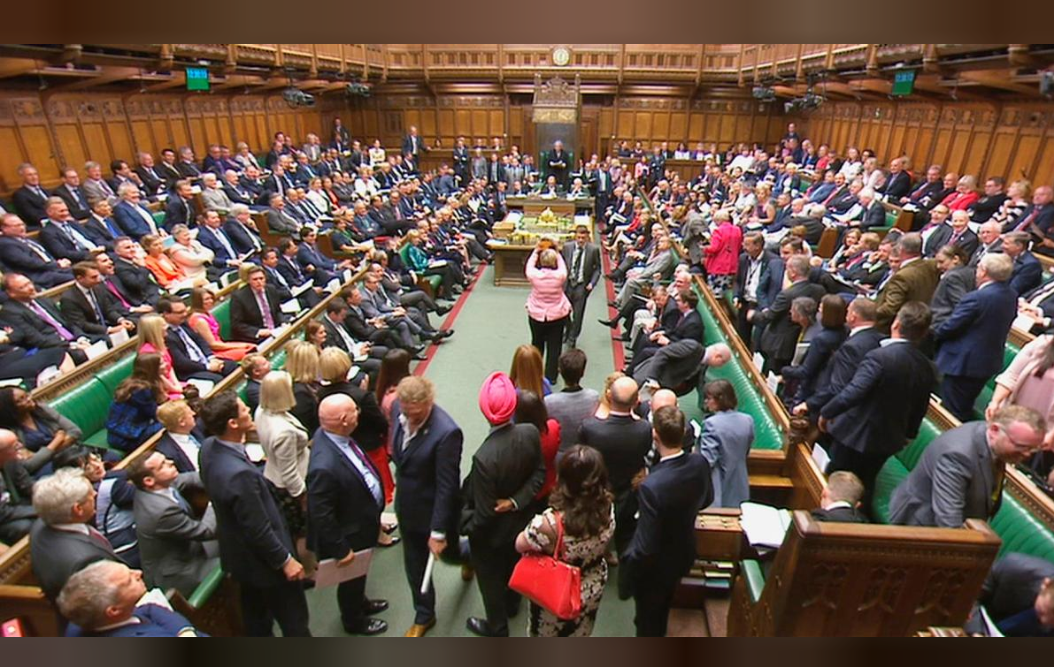 Furious Scots lawmakers walk out of UK parliament in Brexit row