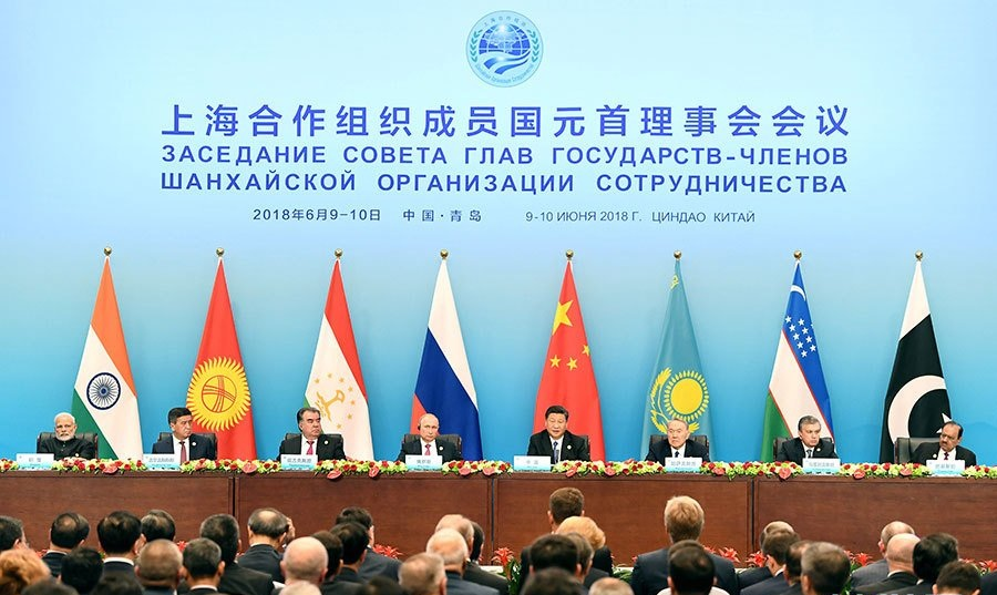Under SCO, India and Pakistan find common ground