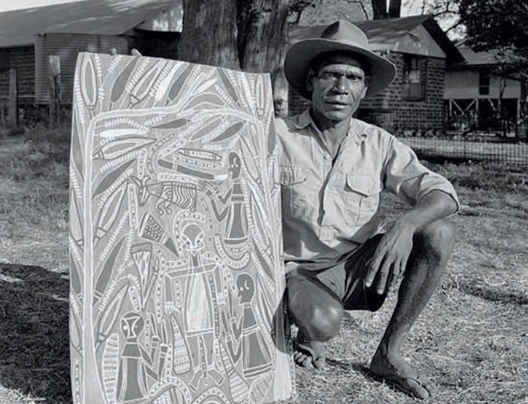 Australia's aboriginal bark paintings to tour China