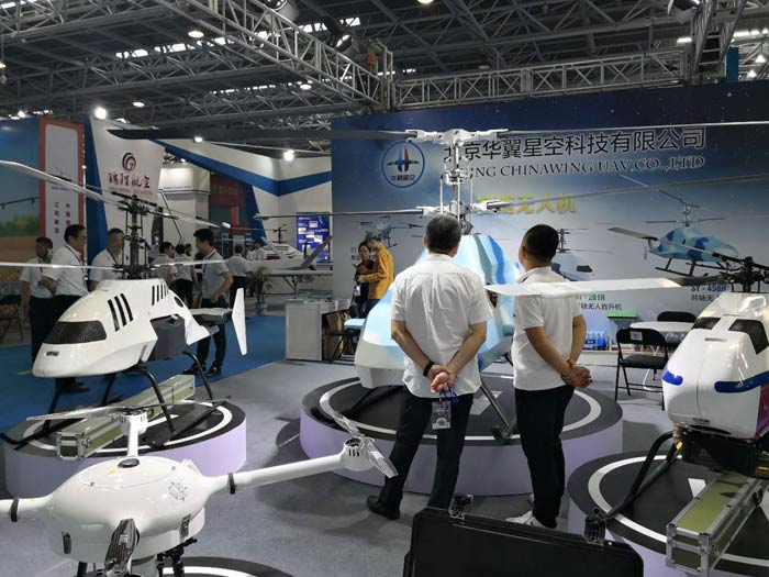 Beyond hovering camera: Chinese drone makers explore new business battleground