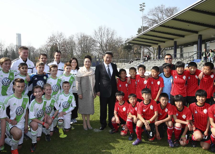 Xi's soccer diplomacy and his World Cup dreams