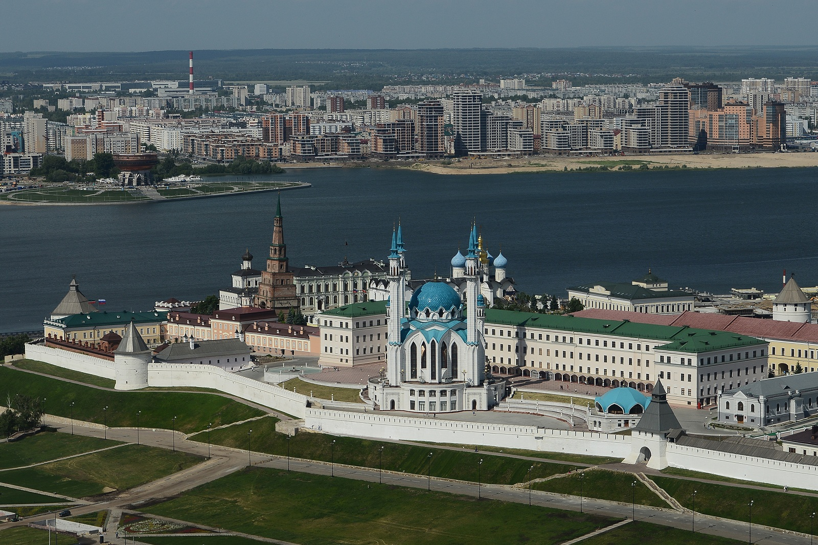 World Cup City Tour: Kazan