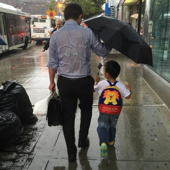 Father's day: What do you want to say to your father?