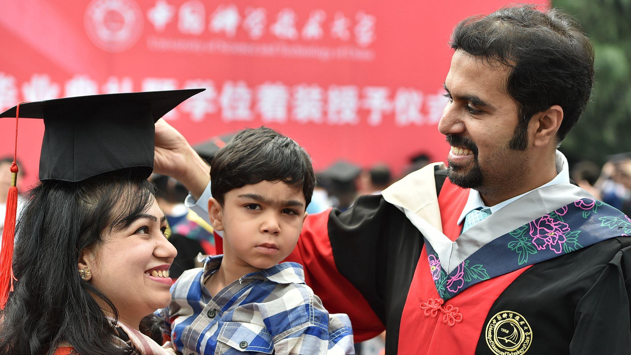 China a major contributor of human resource development in Pakistan