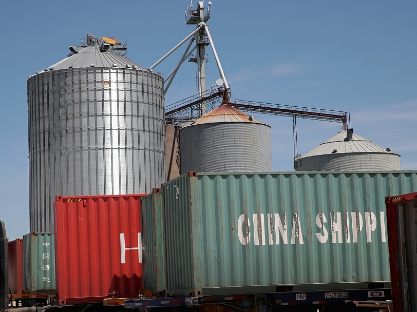 China urges US to be more rational on trade issue