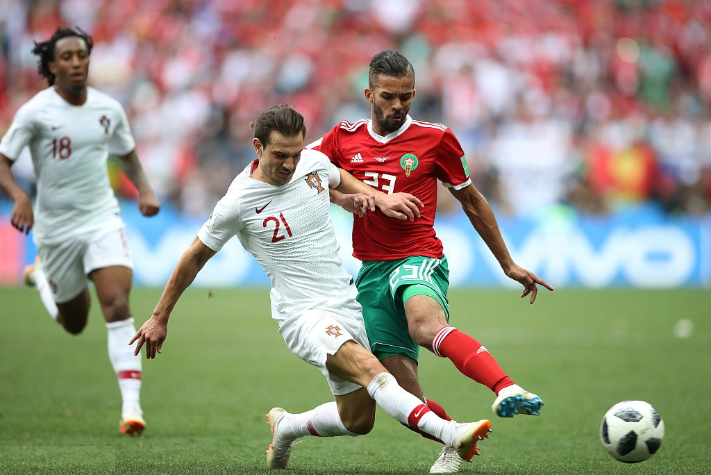 Ronaldo strikes again as Morocco go out
