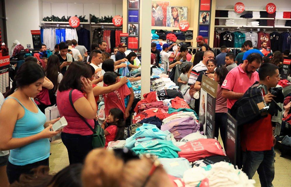 US consumers say imposing tariffs detrimental