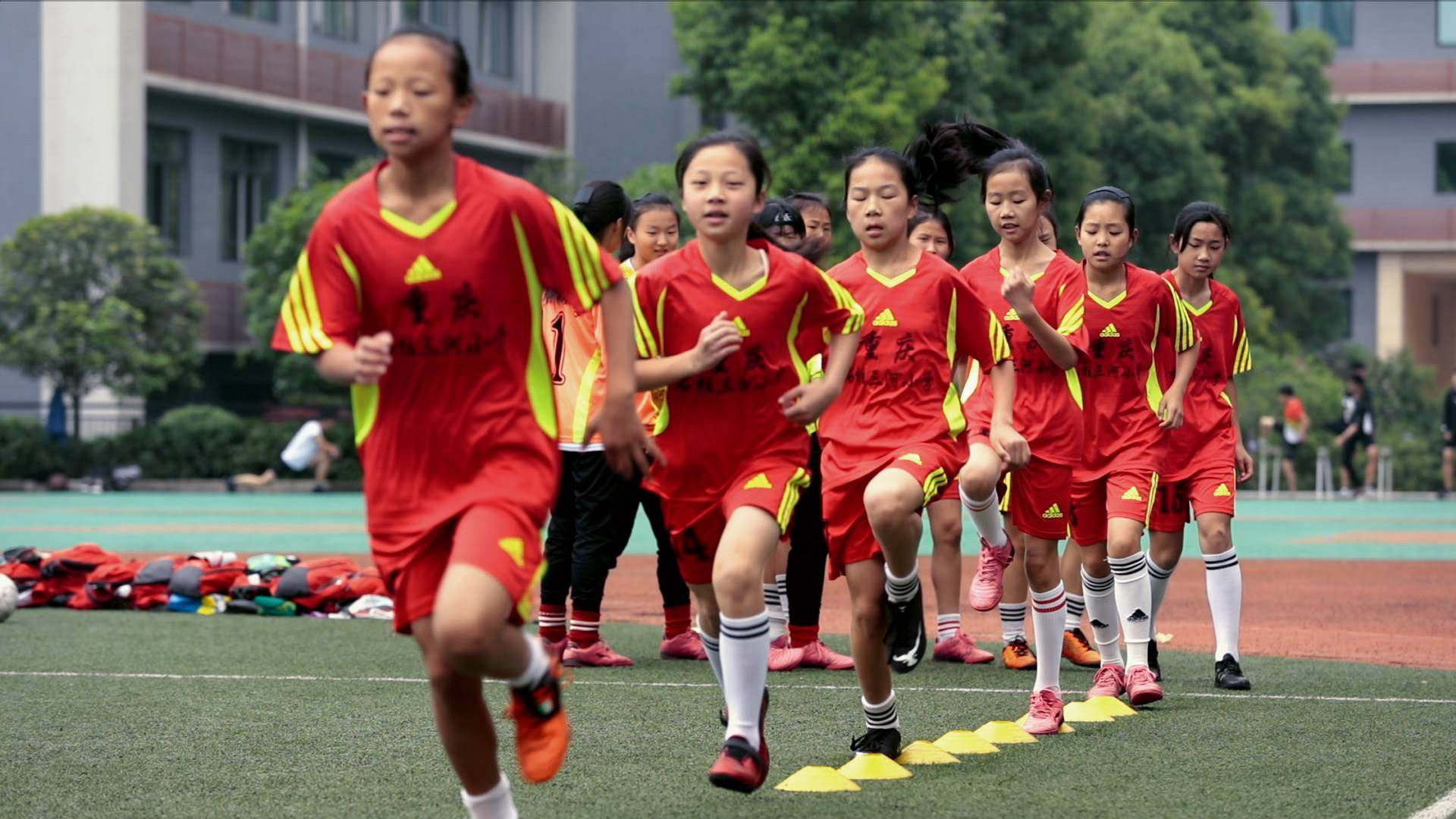 A shot at a better future: The rural Chongqing girls playing their way into inner-city education