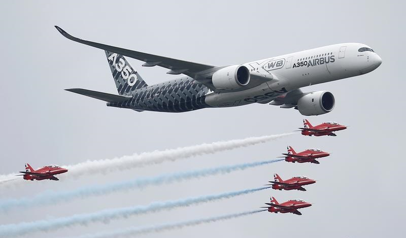 Airbus says no-deal Brexit would threaten its role in UK