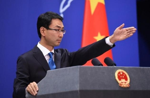 US accusation of laser attacks groundless and fake: FM spokesman