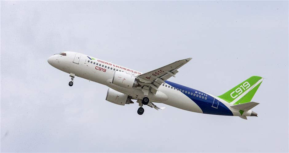1st and 2nd C919s complete further test flights
