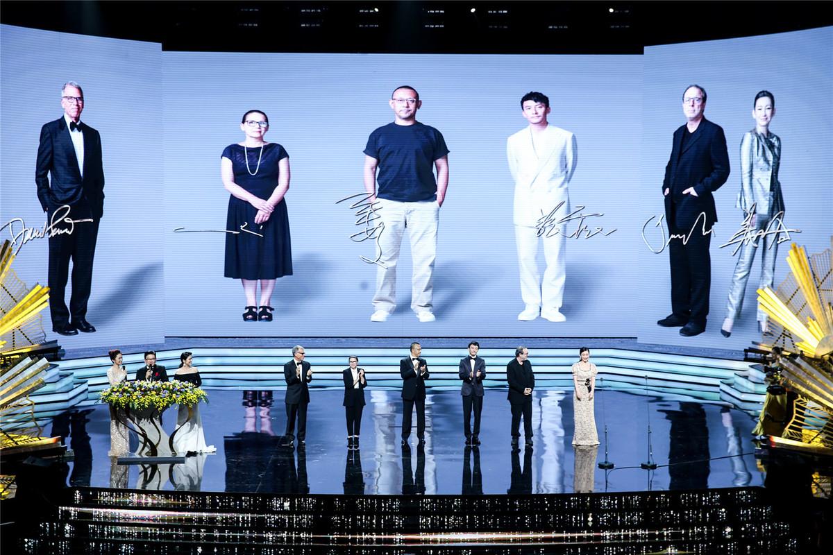 Golden Goblet awards unveiled at Shanghai film festival