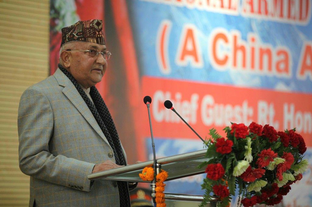 Visit to China instrumental to wide-ranging cooperation: Nepali PM