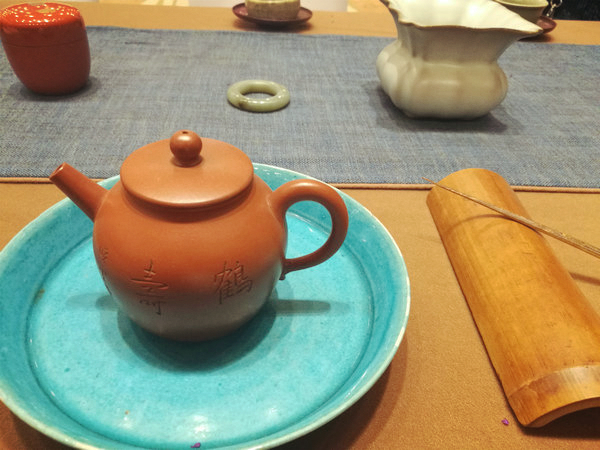 Tea culture bridges Chinese mainland and Taiwan