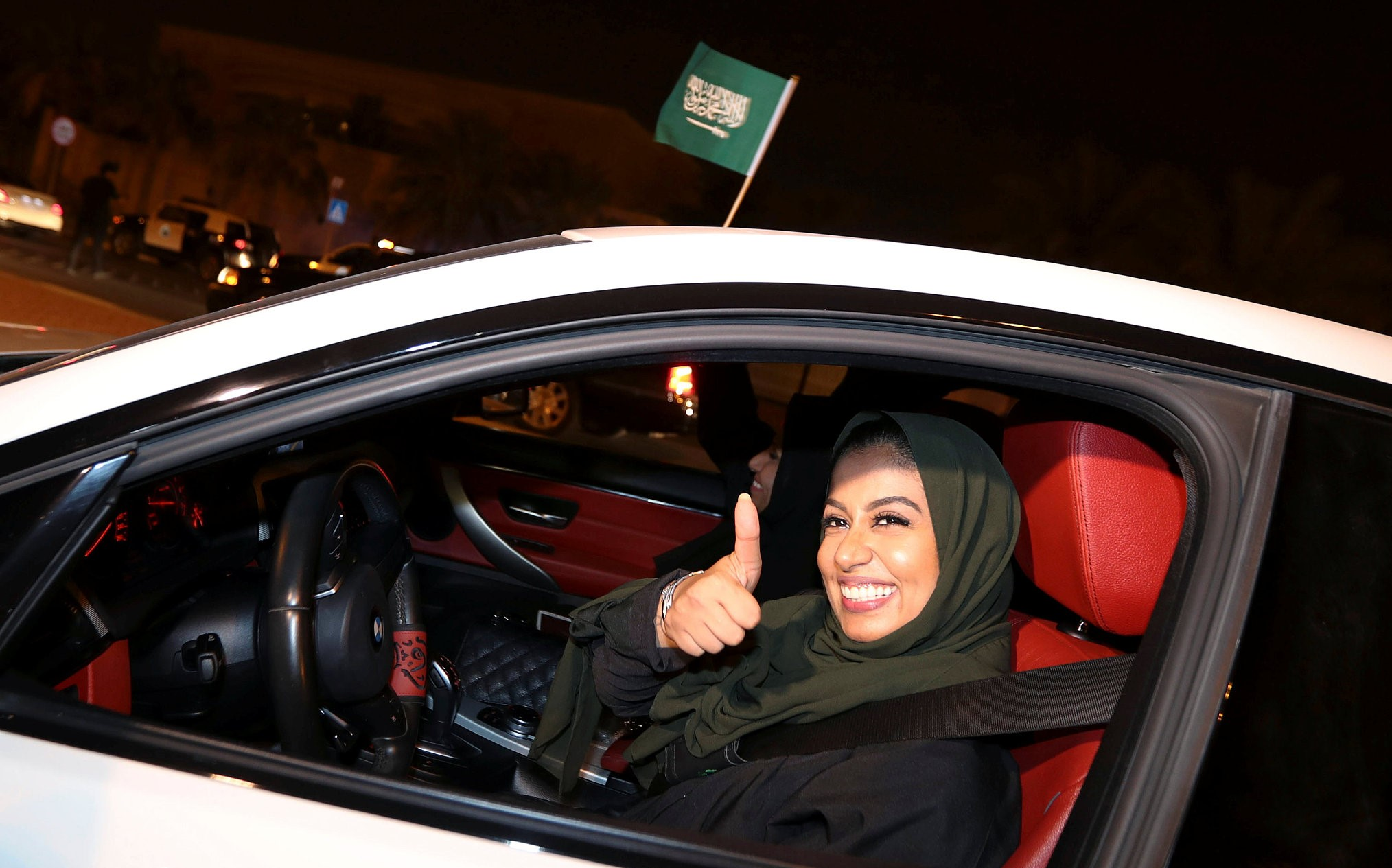 Lifting driving ban on Saudi women is a step on the right track