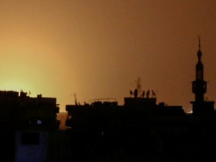 2 Israeli missiles land near Damascus int'l airport