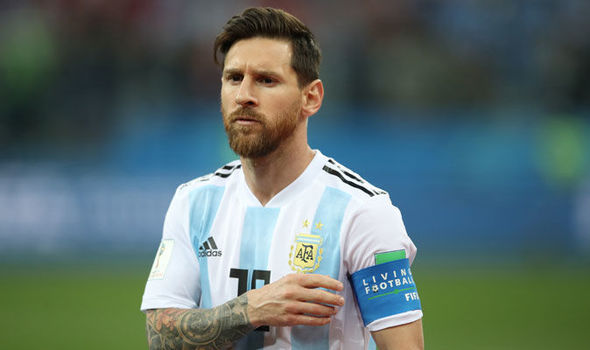 Messi's Argentina have shot at World Cup redemption