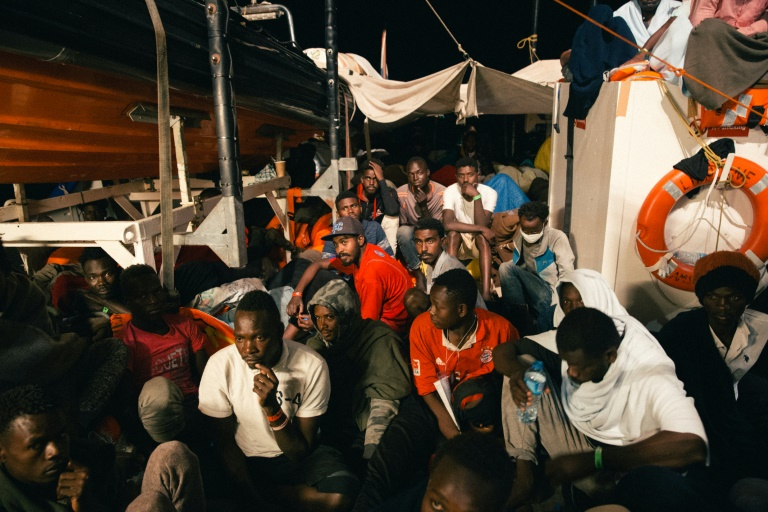 Malta to accept stranded migrant ship if EU states help
