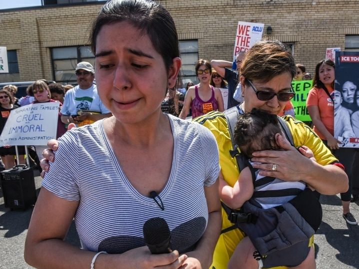 Judge orders US to reunite families separated at border within 30 days