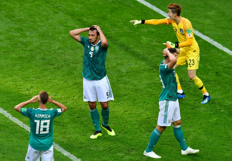 Germany the latest victims of the champions curse