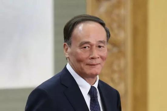 China's Red Cross appoints Wang Qishan honorary president