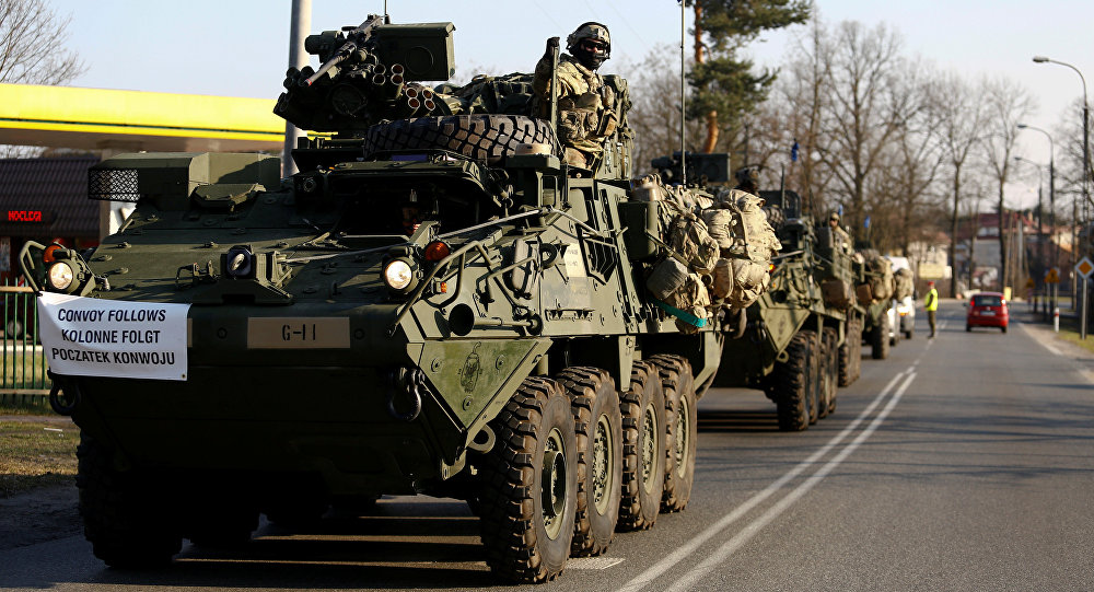 US weighs withdrawing troops from Germany: report