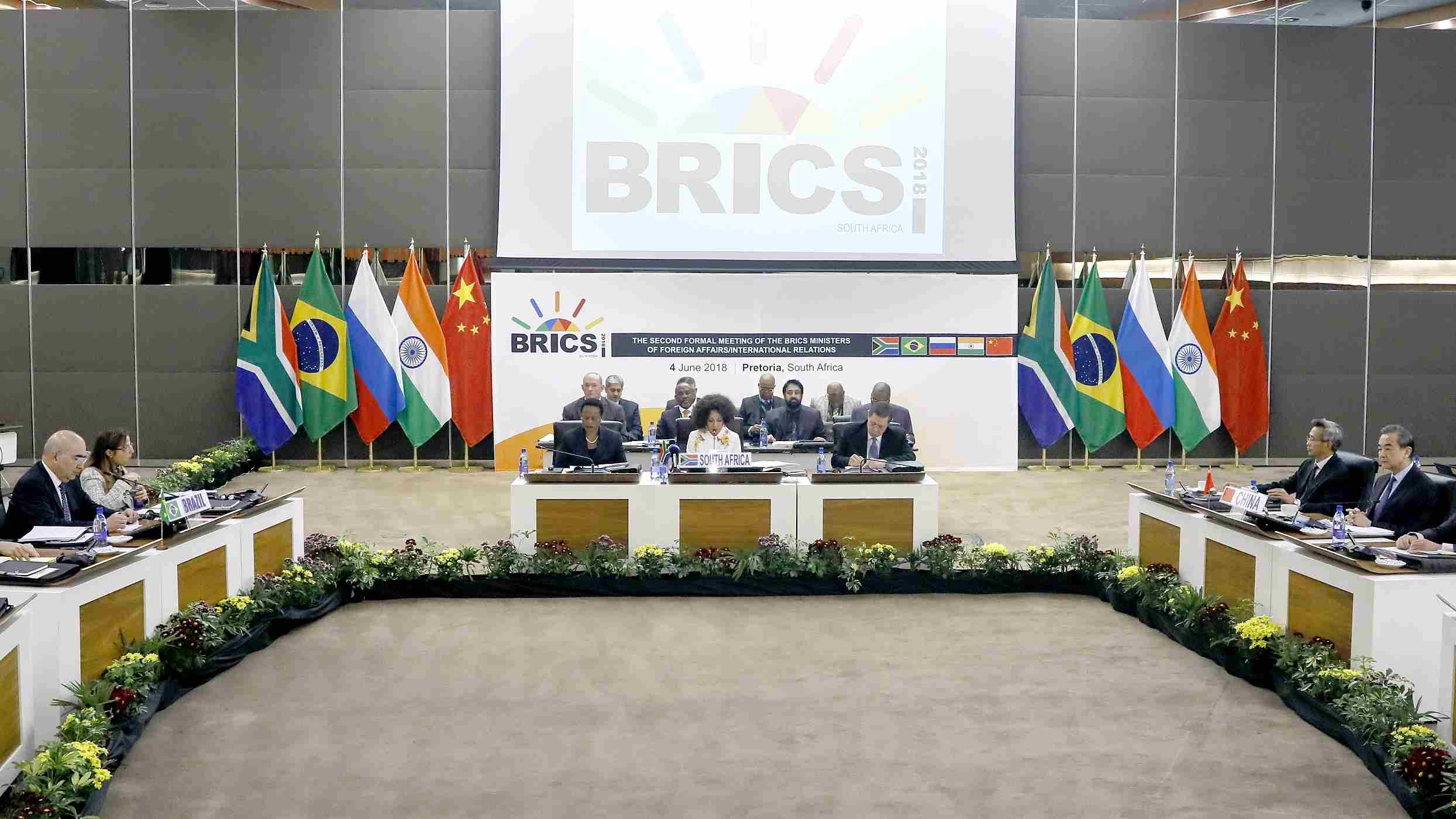 Chinese senior official calls for mutual trust for BRICS countries
